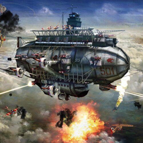 Zeppelin unit from Final Strike