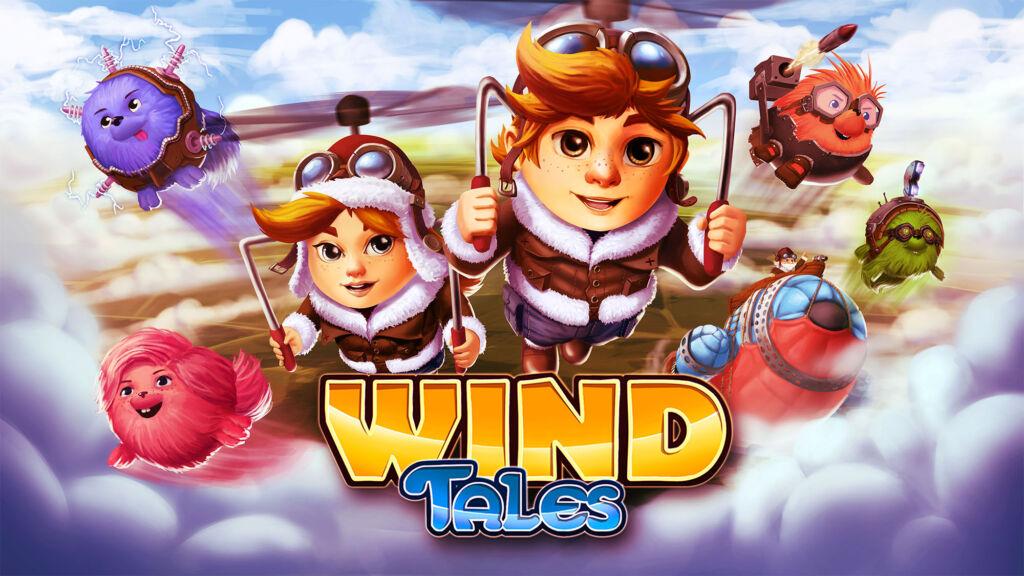 Wind Tales Key-Art illustration